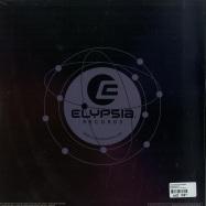 Back View : Detroitrocketscience - ACIDSPACE EP - Elypsia Records / ELY09012
