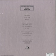 Back View : Harmonious Thelonious - PETROLIA (LP + MP3) - Marmo Music / MARMO008LP / 169551