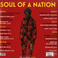 Back View : Various Artists - SOUL OF A NATION 2 (1969 - 1975 (180G 3LP + MP3) - Soul Jazz / 170691