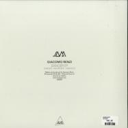 Back View : Giacomo Renzi - DANGER EP - JAM / JAM009
