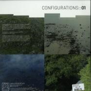 Back View : Alexander Church - CONFIGURATIONS001 - Configurations Of Self / CS001