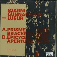Back View : Bjarni Gunnarsson - LUEUR (LTD LP + MP3) - Tartaruga / TTRLP013