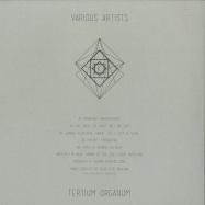 Back View : Various Artists - TERTIUM ORGANUM - Khemia / K011