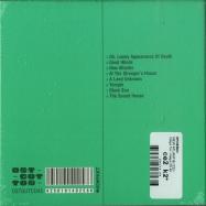 Back View : Efdemin - NEW ATLANTIS (CD) - Ostgut Ton / Ostgut CD 45