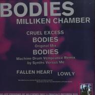 Back View : Milliken Chamber - BODIES EP (LTD PURPLE VINYL) - Oraculo Records / OR57