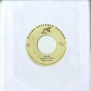 Back View : Chains - BLACK & BLUES (7 INCH) - Ace Records / bgps 062