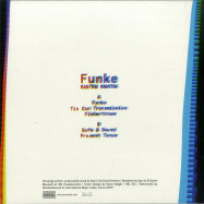 Back View : Mantra Mantra - FUNKE EP - International Major Label / IML012
