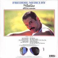 Back View : Freddie Mercury - MR. BAD GUY (LP + MP3) - Virgin / 7740421