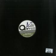 Back View : Joey Anderson - ONE SINGLE THOUGHT (140 G VINYL) - Uzuri / Uzuri 030