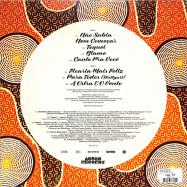 Back View : Natalie Greffel - PARA TODOS (LP) - Agogo / AR127LP / 05196221