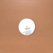 Back View : Donald Dust - MOUTH FEEL EP - Whyte Numbers / WHYTENUMBERS007