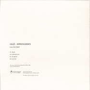 Back View : Kalter Ende - MUJO IMPERMANENCE - Koryu Budo / KORYU006