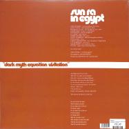 Back View : Sun Ra - DARK MYTH EQUATION VISITATION (LP) - Strut Records / strut227lp