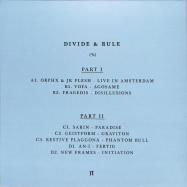 Back View : Various Artists - DIVIDE & RULE (VINYL 2) - Pi Electronics / PEVA03PT2