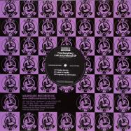 Back View : Fred Everything - LART DE LA RETENUE EP - Madhouse / KCT1206