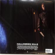 Back View : John Carpenter / Cody Carpenter / Daniel Davies - HALLOWEEN KILLS O.S.T. (LTD ORANGE LP) - Sacred Bones / SBR263C1 / 00148372