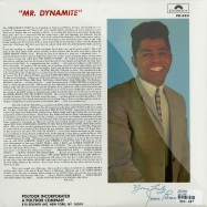 Back View : James Brown - PURE DYNAMIT (LP) - Polydor / pd883