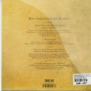 Back View : King Creosote & Jon Hopkins - JOHN TAYLORS MONTH AWAY (7INCH) - Domino Recording / DS058