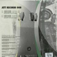 Back View : Jules & Moss - NEXT STATION EP ( INCL ALEJANDRO VIVANCO & GIUSEPPE CENNAMO RMXS) - Jett Records / Jett008