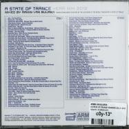 Back View : Armin van Buuren - A STATE OF TRANCE YEARMIX 2012 (2CD) - Cloud 9 / CLDM201207