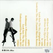 Back View : A.M.P.C (Acidmann & Pleasure Cruiser) - LOOK INTO THE SKY - Underground Pop / UP003