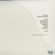Back View : Low Jack - GARIFUNA VARIATIONS - Long Island Electrical Systems / lies044