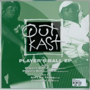 Back View : Outkast - PLAYERS BALL EP (CLEAR GREEN 10 INCH VINYL) - Music on Vinyl / MOV10015