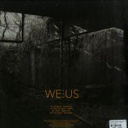 Back View : Dragosh, Fabrizio Siano, Andi, Two Sicks - WE01US (VINYL ONLY, 180G) - We Or Us / WU001