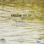 Back View : Ensam - EEE EP - Solkyss / SOLKYSS4