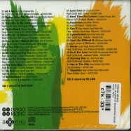 Back View : Various Artists mixed by Ralf Gum & Sir LSG - GO!!! 15 YEARS OF ENCHANTING HOUSE MUSIC (2XCD) - Gogo Music / BK001
