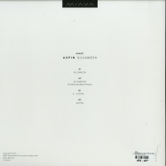 Back View : Axpin - GILGAMESH EP / INCL CHRISTIAN BURKHARDT RMX - Miava Records / MIA001