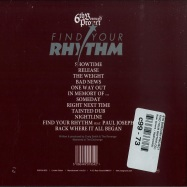 Back View : 6th Borough Project - FIND YOUR RHYTHM (CD) - Roar Groove / RGRV019CD