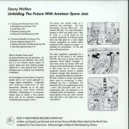 Back View : Danny Wolfers - UNFOLDING THE FUTURE WITH AMATEUR SPACE JAZZ (LP) - Nightwind Records / NW014LP