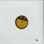 Back View : Enrico Mantini - INNER HIGHTS (180G VINYL) - Purism / Purism 1