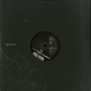 Back View : Emmanuel / Albert van Abbe / Elyas / Mendy - THE HANG MAN EP - Planet Rhythm / PRRUK108