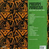 Back View : Miriam Makeba - MAMA AFRIKA: THE EARLY YEARS (LP) - Wax Love Records / WLV82061