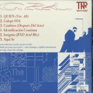 Back View : Boundary - CONFIRMADO POR AQUELLOS EP - Third Try Records / TTR07