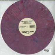 Back View : Orlando Voorn Presents E110101 - LOOPERMAN EP (COLOURED VINYL) - Suspected / susltd016