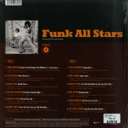 Back View : Various Artists - FUNK ALL STARS (180G LP) - Wagram / 166811