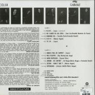 Back View : Celia - CELIA (1970) (180G LP) - Polysom  / 333641