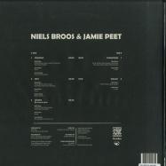 Back View : Niels Broos & Jamie Peet - Niels Broos & Jamie Peet (LP) - Super Sonic Jazz / SSJ 04