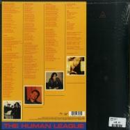Back View : Human League - TRAVELOGUE (180G LP) - Virgin / 4777481