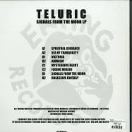 Back View : Teluric - SIGNALS FROM THE MOON LP (2X12) - Eating Records / EAT004