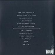 Back View : Feine Sahne Fischfilet - BLEIBEN ODER GEHEN (LP + MP3) - Audiolith / AL219 / 6482386