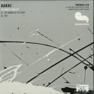 Back View : Barac - LE DANCE SANS EP (VINYL ONLY) - Drumma Records / Drumma020