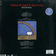 Back View : Volker Kriegel & Spectrum - MILD MANIAC (180G 2LP) - Moosicus / 05166171