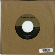 Back View : Mamas Gun - THE SPOOKS / GOLDEN DAYS (7 INCH) - Ubiquity / UR7375