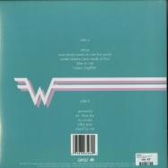 Back View : Weezer - WEEZER (TEAL ALBUM) (LP) - Atlantic / 7567865269