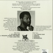 Back View : Gyedu-Blay Ambolley - AMBOLLEY (LP) - Mr Bongo / MRBLP205