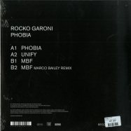Back View : Rocko Garoni - PHOBIA - Second State Audio / SNDST066